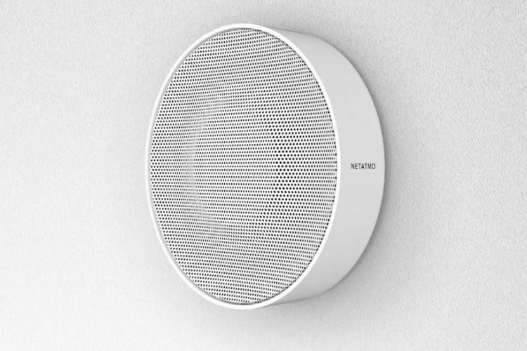 Netatmo Alarmsirene kompatibel mit HomeKit