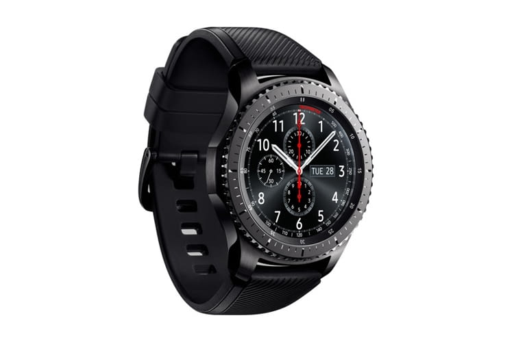 Die Business-Smartwatch Samsung Gear S3 frontier im Test-Überblick