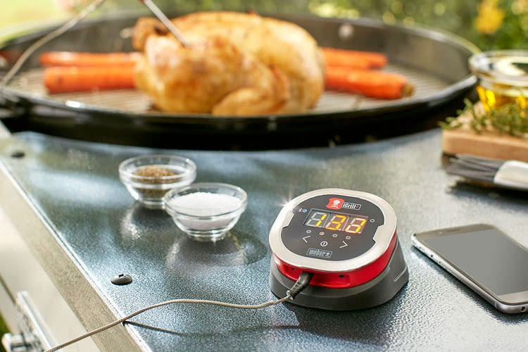 Weber iGrill 2 - das smartes Grillthermometer verhilft zum perfekten Ergebnis