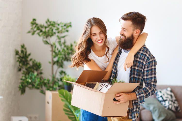 Das geniale Freiheitsgefühl der ersten Wohnung lässt sich durch smarte Produkte noch verstärken