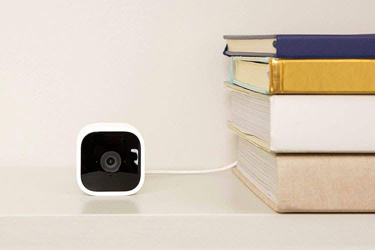 Amazon Blink Mini bietet Full HD-Auflösung und 2 dank Audio-Ausgang 2-Wege-Audio