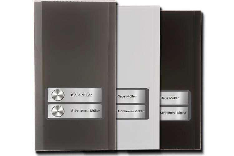 doorline pro exclusive t rsprechanlage von teleg rtner. Black Bedroom Furniture Sets. Home Design Ideas