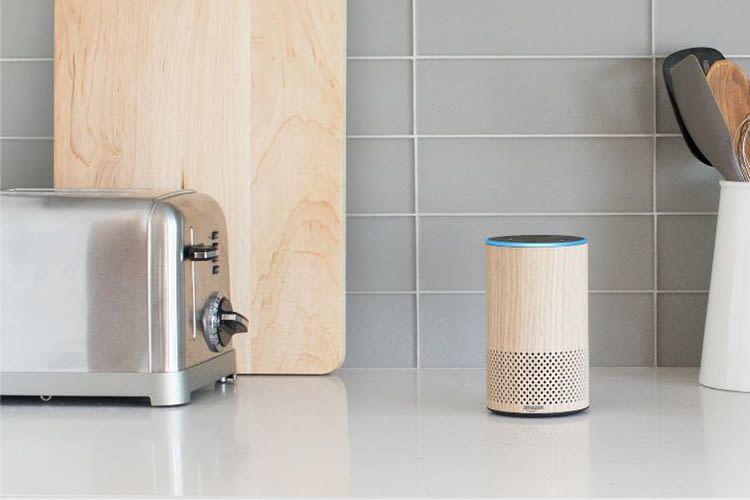 Direkt per Alexa Sprachsteuerung aus der Küche einkaufen - mit Alexa In-Skill-Kauffunktion bald möglich
