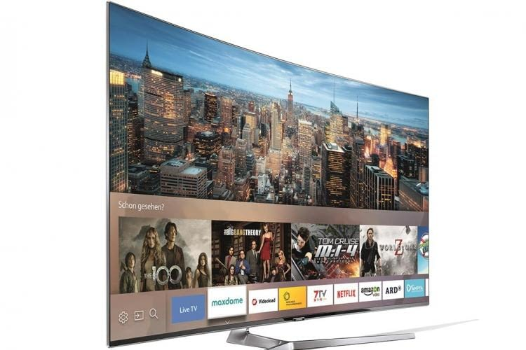Samsung KS8000 4K SUHD TV