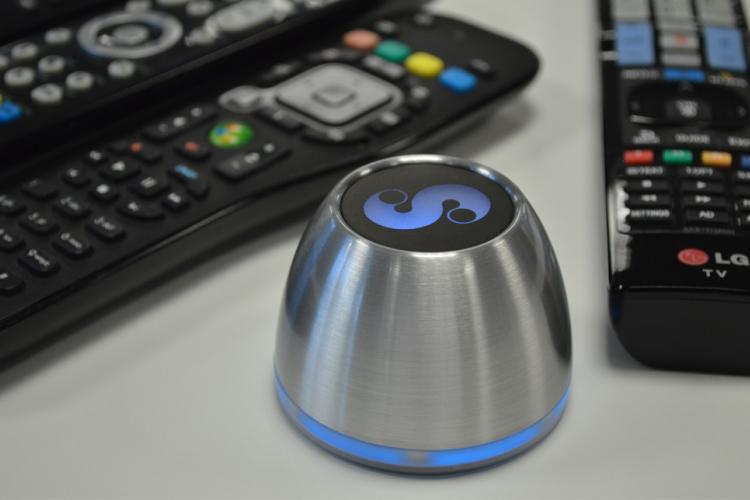 SPIN Remote - die Universalfernbedienung fuer das Smart Home