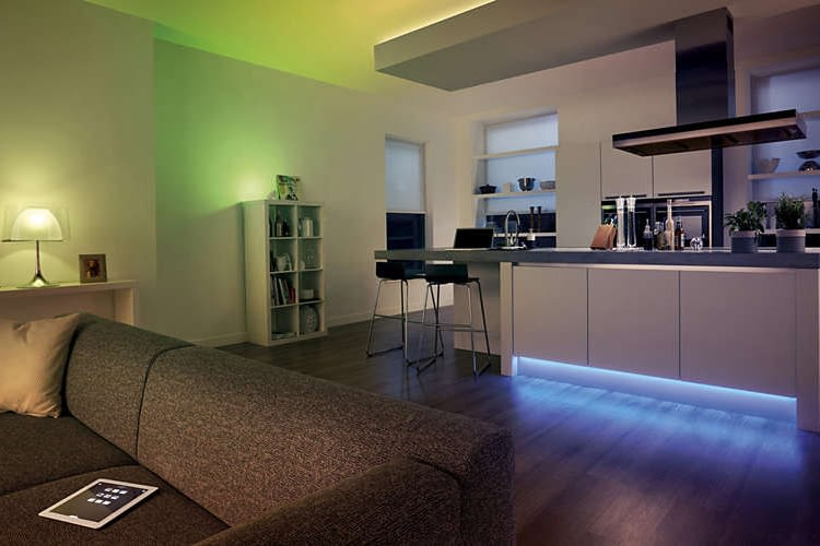 Philips Hue LightStrips Plus für das Smart Home