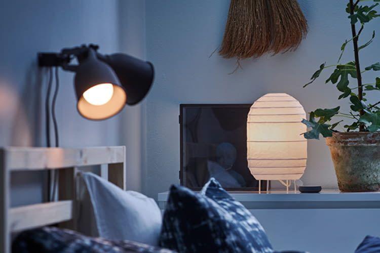 Alle IKEA Lampen lassen sich mit smarten LEDs zu individuellen Lichtstimmungen kombinieren