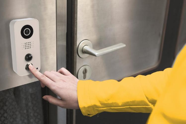Doorbird Überwachungskamera @doorbird.com