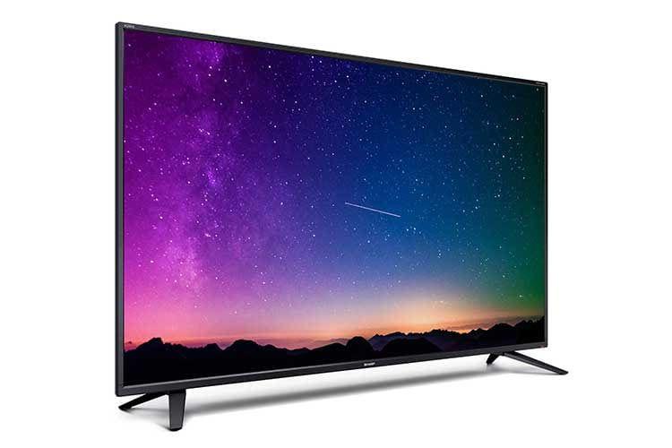 LIDL Deal: Der 55 Zoll TV Sharp C55BJ2 punktet mit einem harman/kardon Soundsystem