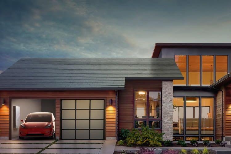 Tesla Powerwall Energiespeicher für das Smart Home