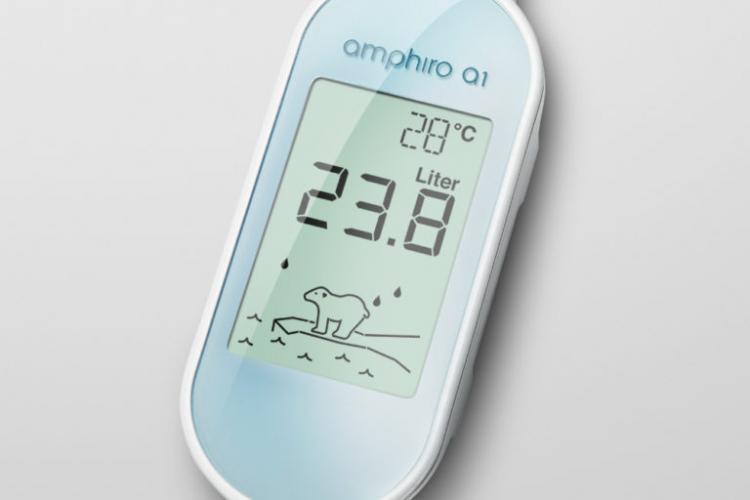 Amphiro a1 smarter Wasserzähler