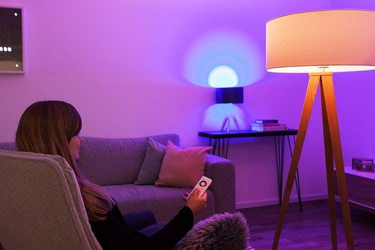 Das tint Lichtsystem kommt ohne Internet aus