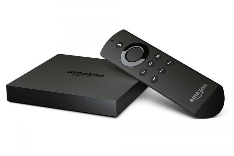 Amazon Fire TV - Set Top Box