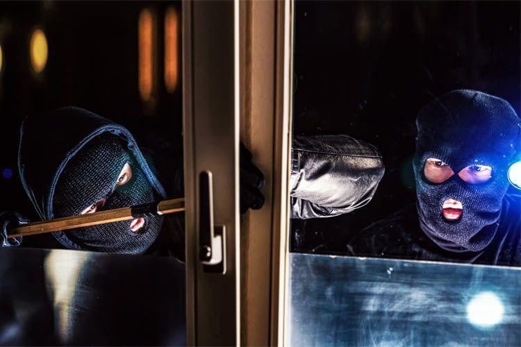 Gegen smarte Sicherheitsgeräte haben Einbrecher keine Chance