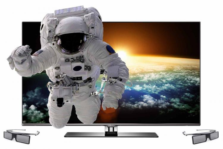 3d tv fernseher test alles andere als platt. Black Bedroom Furniture Sets. Home Design Ideas