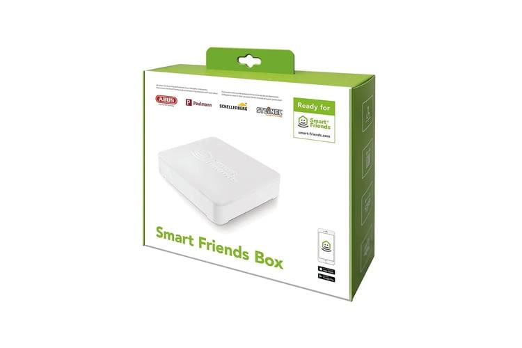 Wir verlosen die Smart Friends Box und legen die passenden Smart Home Komponenten gleich mit dazu
