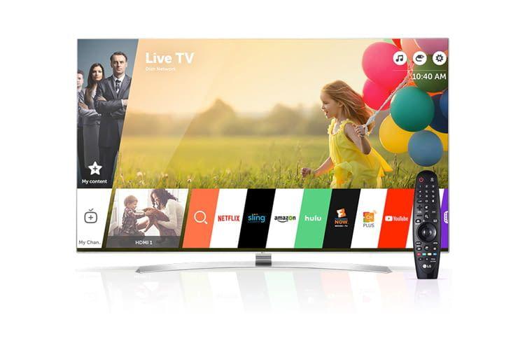 Wir haben herausgefunden, welche Smart TV Apps sich lohnen