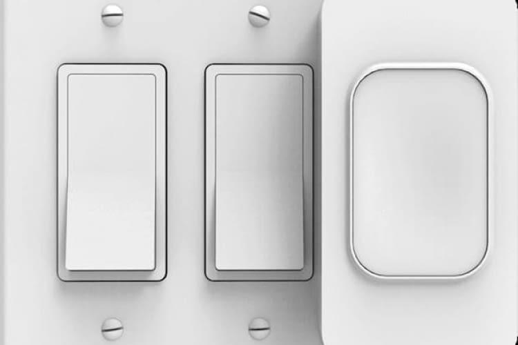 Abbildung des Switchmate Bluetooth Lichtschalter