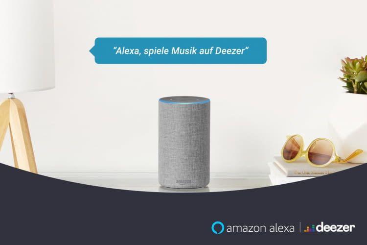 Sprachsteuerung mit Alexa sorgt für noch mehr Musikgenuss