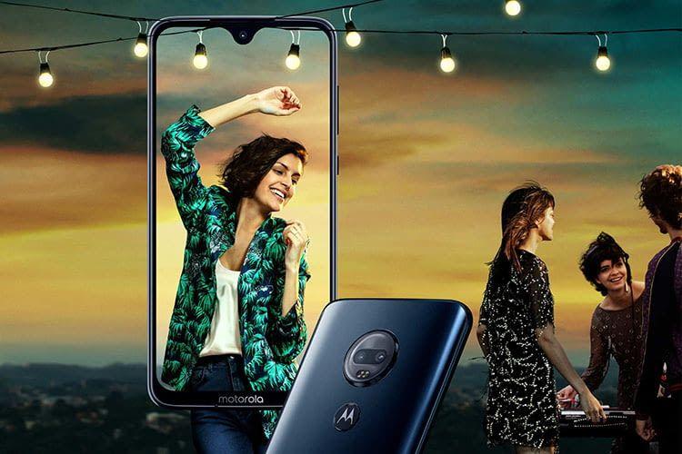 Die Motorola moto g7 Smartphones versprechen viel Leistung zum günstigen Preis