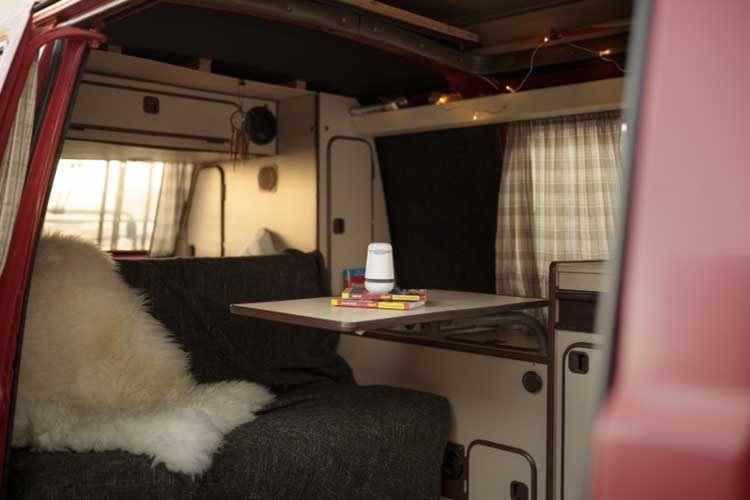 Bosch spexor sorgt für Sicherheit in Wohnmobil und Caravan