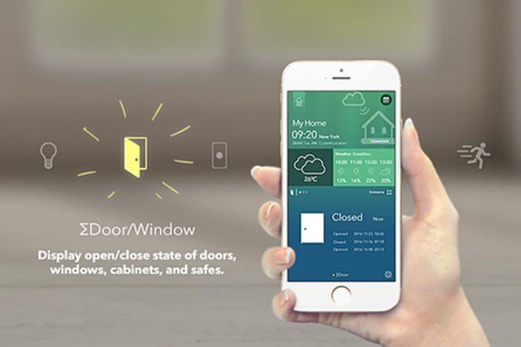 Sigma Casa Smart Home System App Steuerung