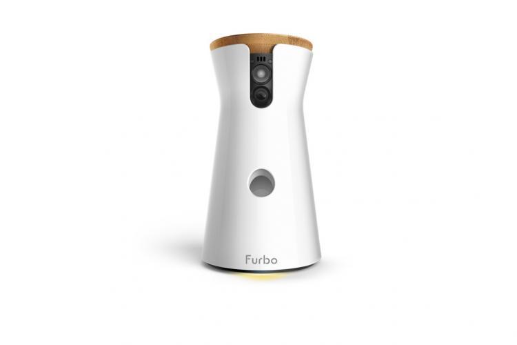 Abbildung der Furbo Dog Camera - Hundekamera für das Smart Home