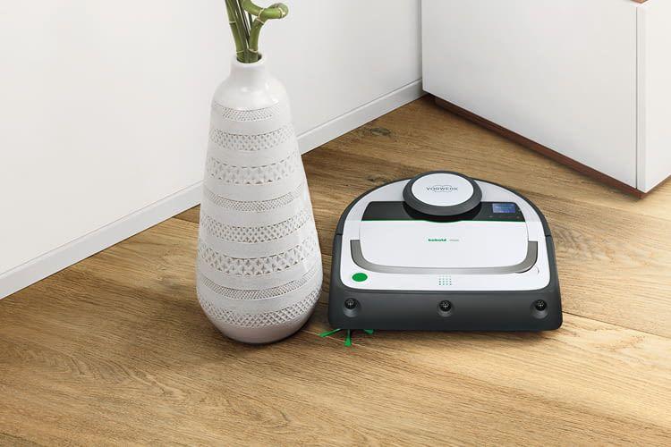Der VR200 Kobold Saugroboter hat bereits viele Auszeichnungen erhalten