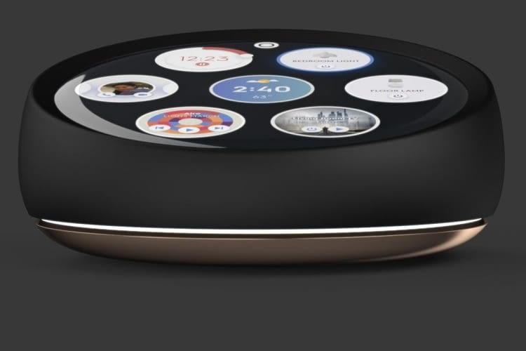 Auf dem Essential Home läuft das eigens entwickelte Ambiant OS