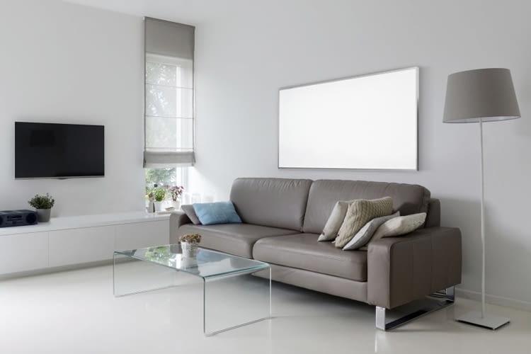 Wohnraum oder Arbeitsplatz in der zugigen Halle: Trotec TIH 700 S heizt flexibel