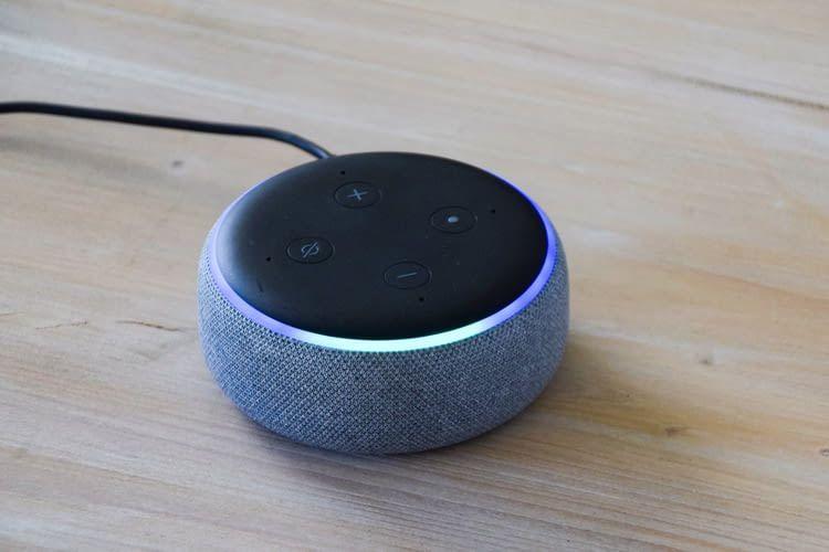 Amazon Echo Lautsprecher hören nur auf ganz bestimmte Aktivierungsworte