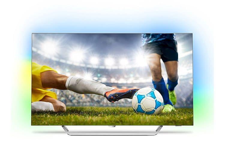 Philips OLED TV 55POS9002/12 mit Ambilight