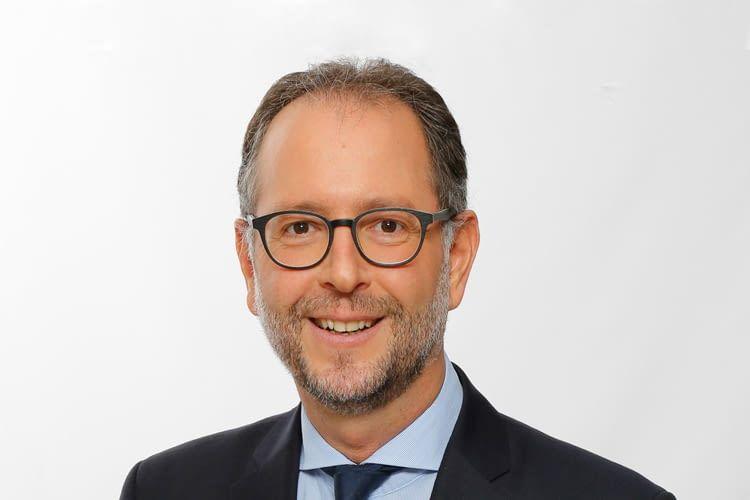 Andreas Schneider ist Mitgründer des Unternehmens EnOcean
