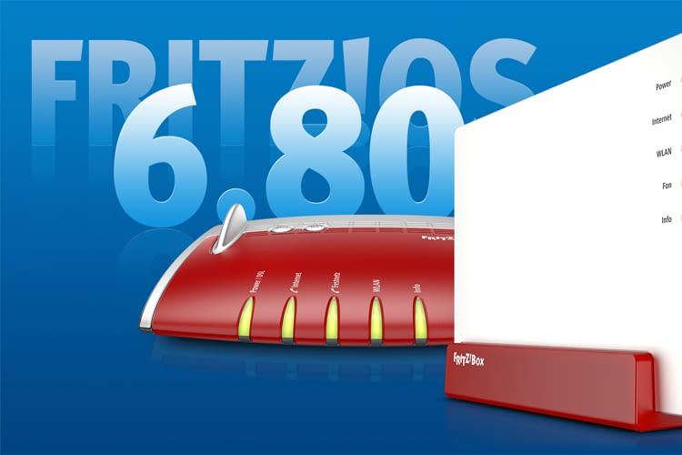 Großes Update: FRITZ!OS 6.80 bringt eine Vielzahl an Verbesserungen