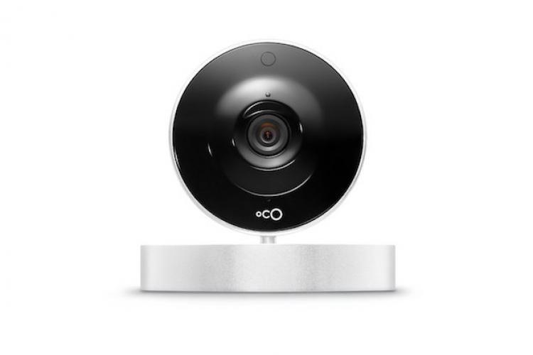 Abbildung der OCO WiFi-HD Webcam für das Smart Home