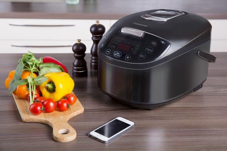 Die neue Generation an smarten Küchengeräten von Redmond erleichtert den Alltag - nicht nur in der Küche
