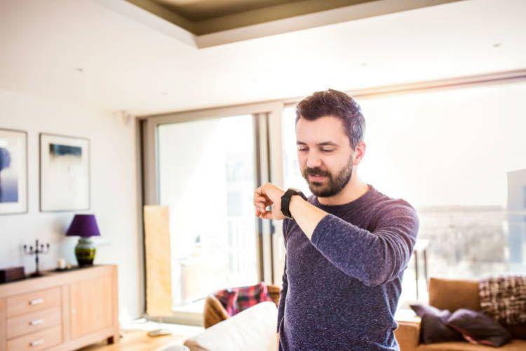 Sprachsteuerung des Smart Home über Smart Watch