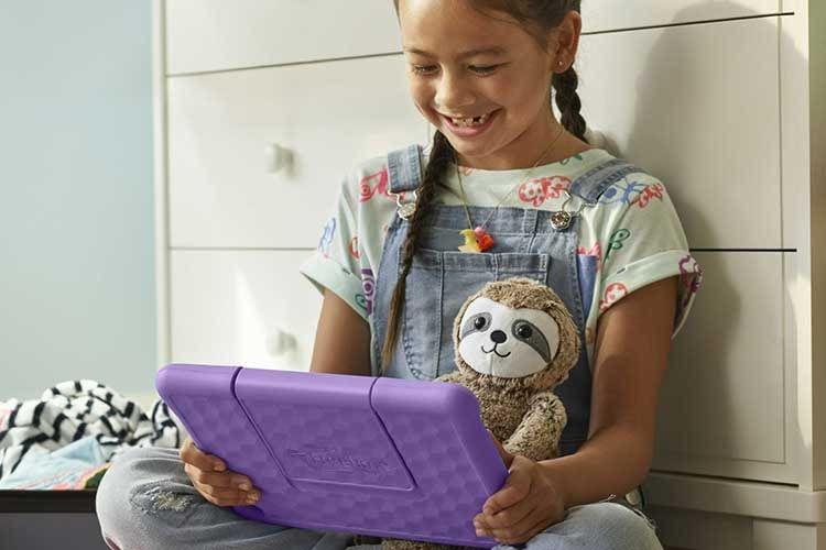 Amazon ändert den Namen von Amazon Freetime Unlimited in Amazon Kids+