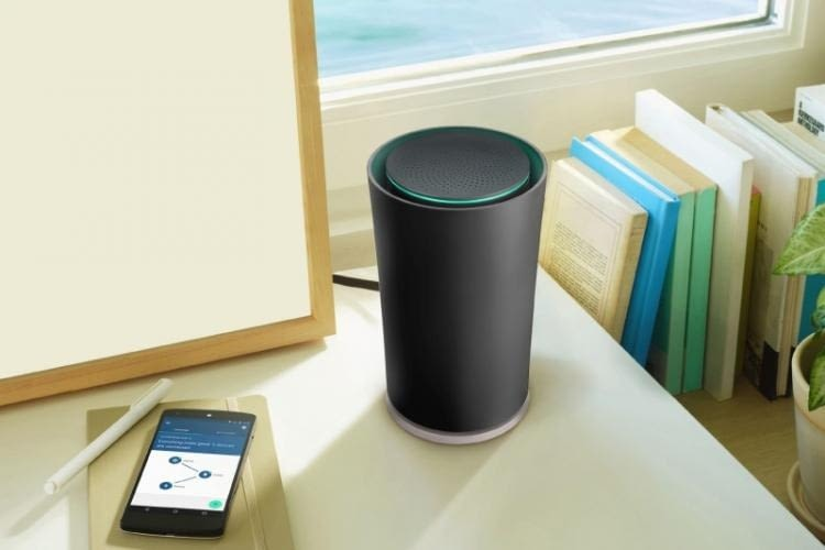 google onhub wifi router mit flexibler frequenzwahl. Black Bedroom Furniture Sets. Home Design Ideas