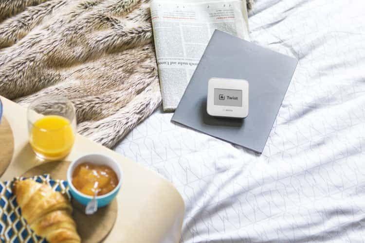 Twist steuert das Bosch Smart Home mobil oder an die Wand montiert