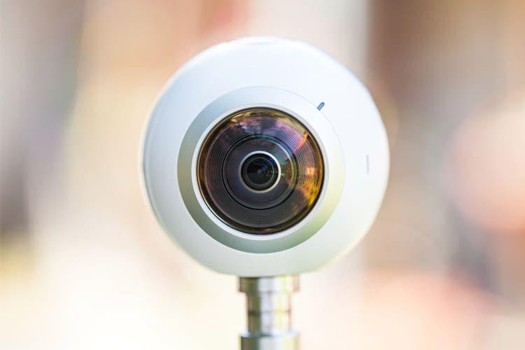 Dieser Kamera entgeht dank Rundum-Sicht nichts