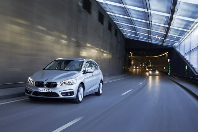 BMW 225xe Active Tourer ist der Familien-Van als Plug-in-Hybrid