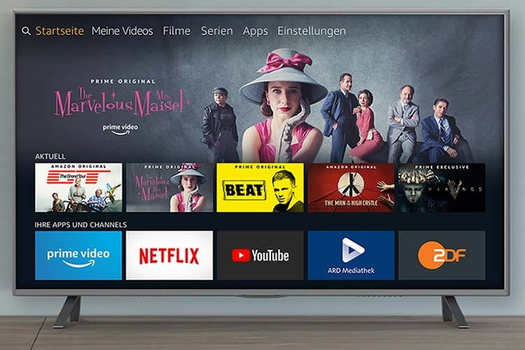 Mit Fire TV kein Problem: YouTube mit Alexa steuern