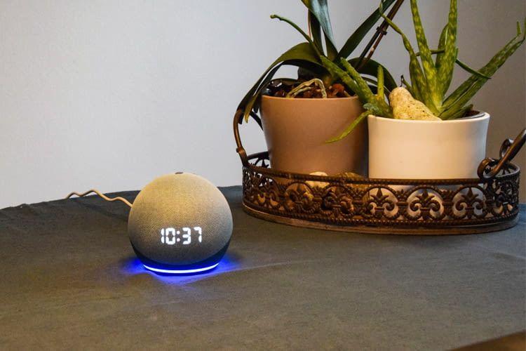 Alexa Geräte einzurichten ist sogar für Menschen ohne technische Vorerfahrungen möglich
