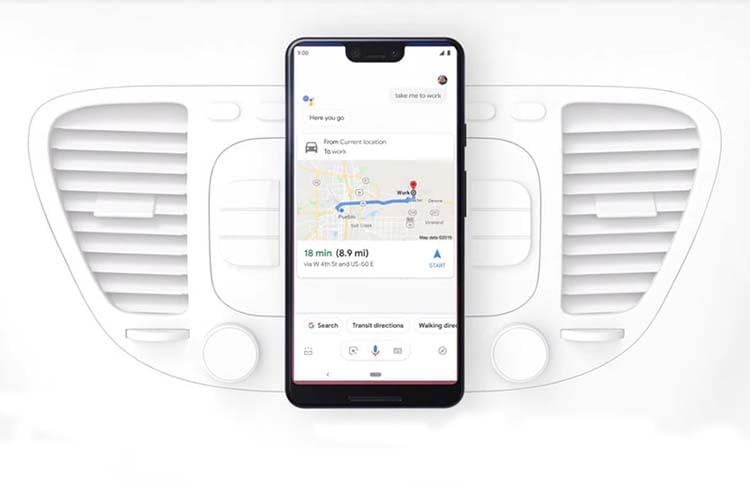 Android Auto wird mit Google Assistant Free-hand-Funktion zum perfekten Beifahrer