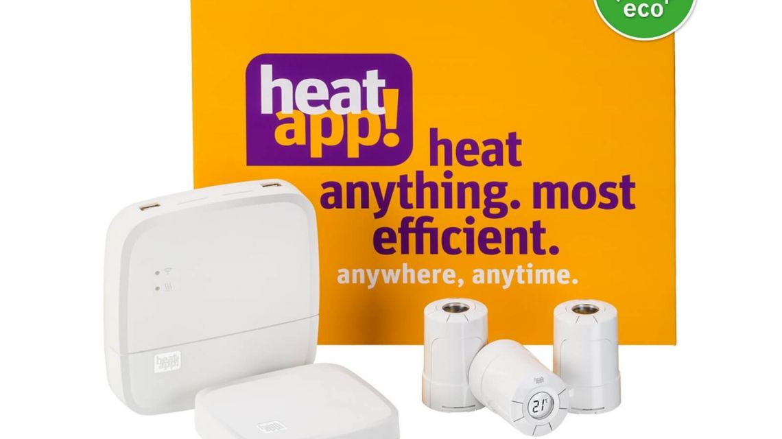 Das heatapp! Starter Kit