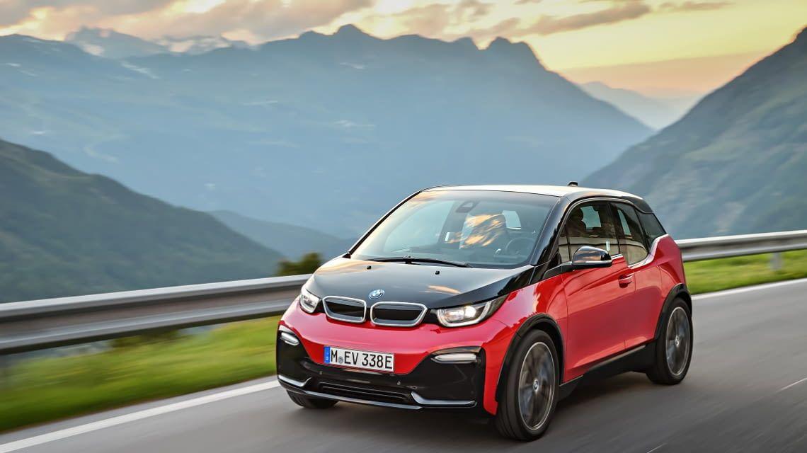 Der BMW i3s bietet 184 PS statt 170 PS - wie der BMW i3