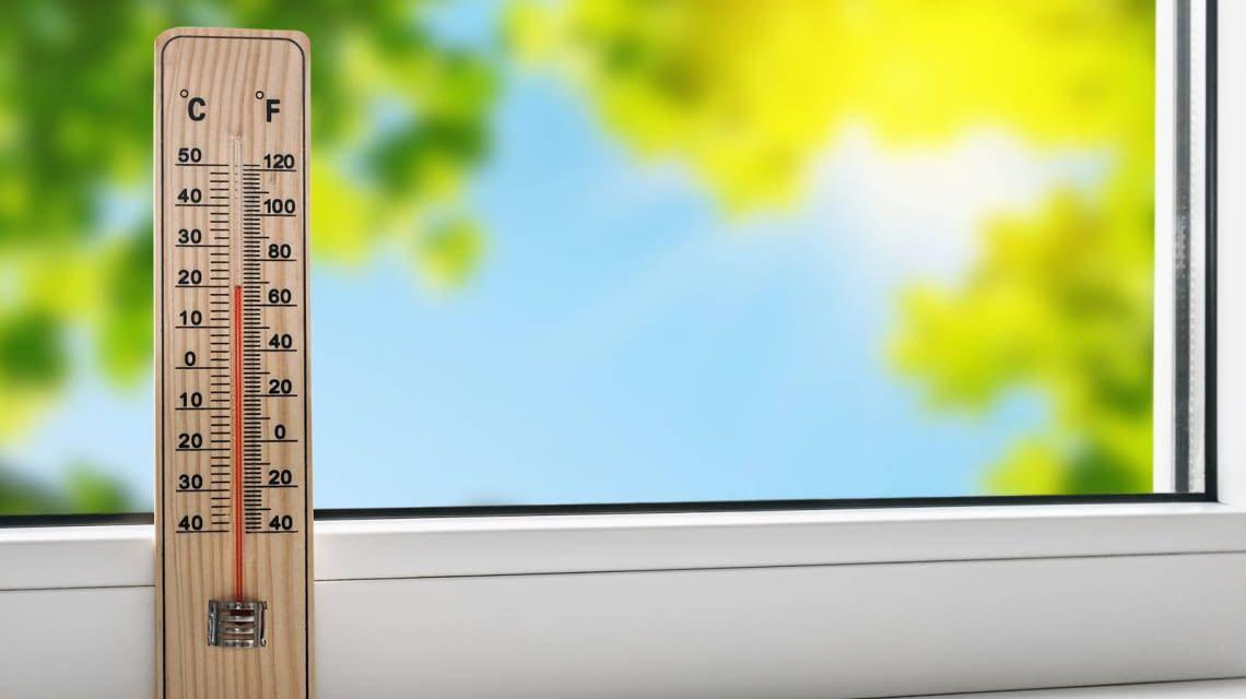 Velux Skylight- Fenster automatisch bei Hitze öffnen