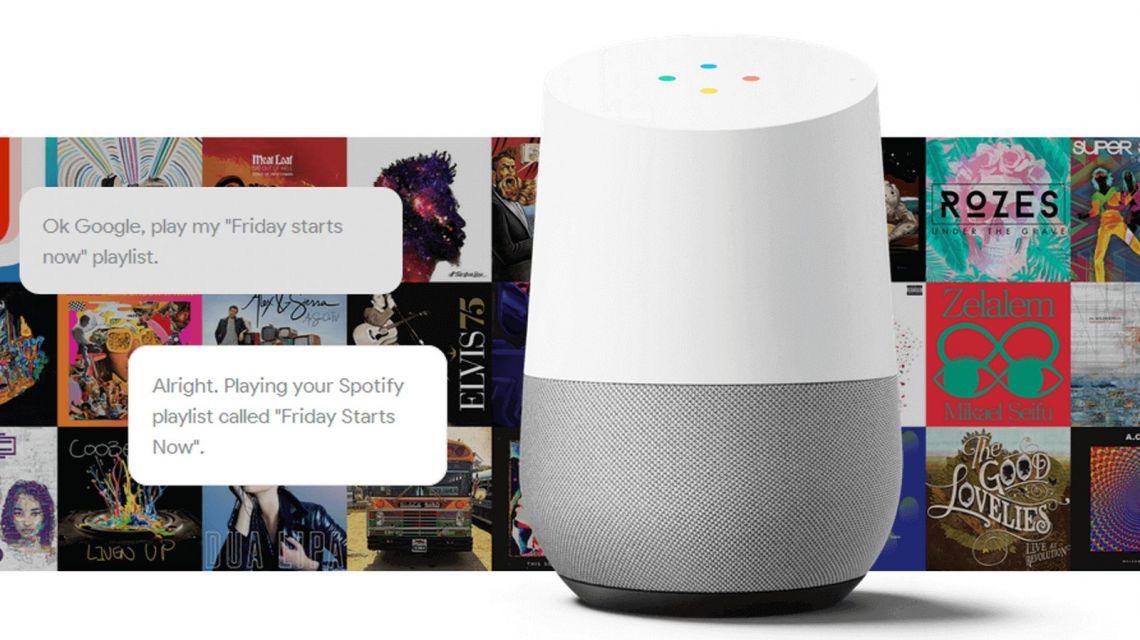 Google Home Musik abspielen