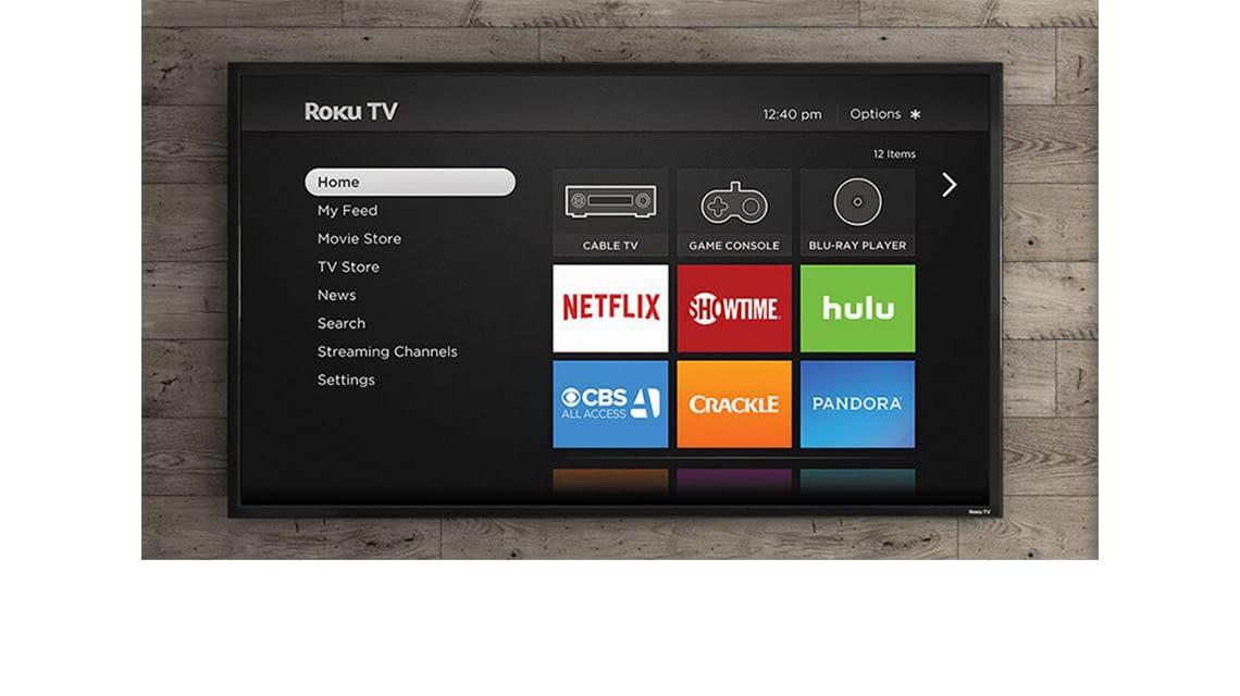TCL, Sharp, Hisense und Haier nutzen bereits Roku TV